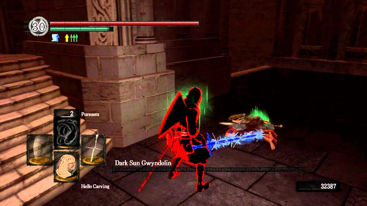 Dark Souls  Pyromancer Pvp Build