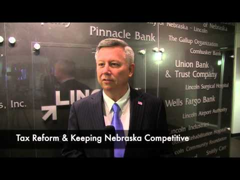Nebraska Tax Reform and Keeping Nebraska Competitive