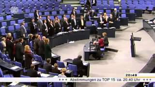 Bundestag legalisiert psychiatrische Zwangsbehandlung.