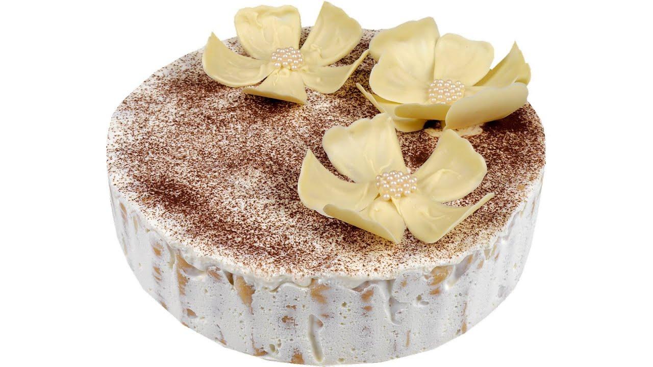 Рецепт торта самые нежные дамские пальчики