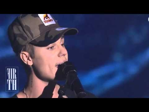 Justin Bieber vs Journey - Don't Stop Loving Yourself (DJ Firth Mashup)
