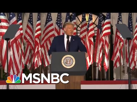 'Dangerous': Right-Wing Defends Teenage Trump Fan Who Killed 2 Protesters | All In | MSNBC