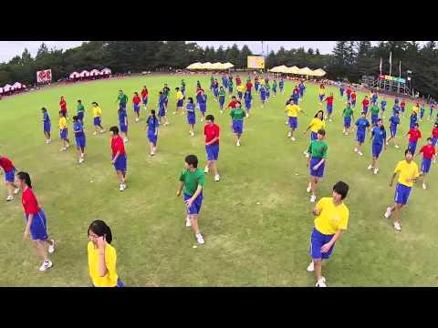 反転授業 佐野日大保健体育 ダンス3(体育祭当日)