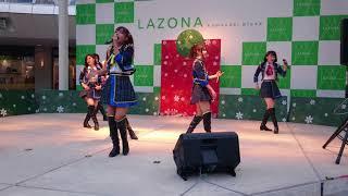 2017年12月24日(日)1部14時~ Being所属のダンスガールズグループのLa P...