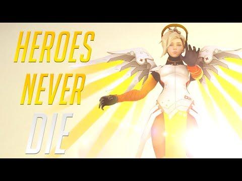 [Overwatch] Mercy Ultimate - Heroes Never Die [Free Ringtone Download]