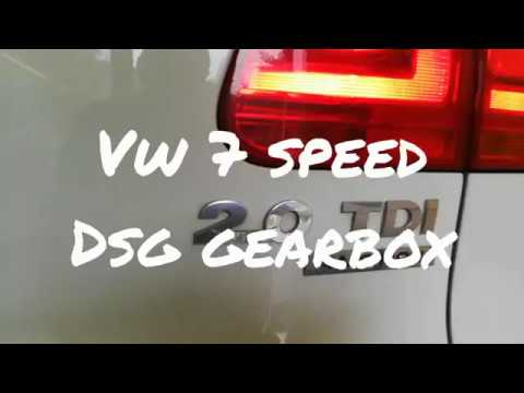 VW Tiguan 2.0TDI. 0BH 7 speed DSG Gearbox Oil Change Service. Step by Step Guide