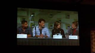Comic Con 2010 - Castle Panel 4 of 7