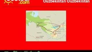 Lumière Ouzbekistan - Circuit - Ouzbekistan