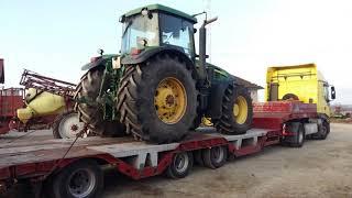 Transport maszyn rolniczych budowlanych i leśnych Andrzej Wiśniewski ,, ANWIS '' tel : 601 496 094