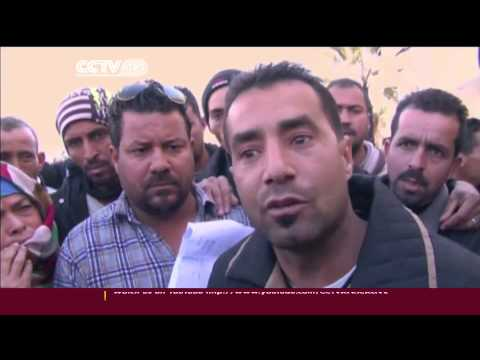 Tunisia Jobs Protests