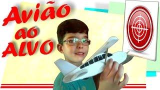 Nasıl Oyun Uçak-Hedef (sen bilirsin Nasıl Yapmak uçağı Hedef Oyunu )