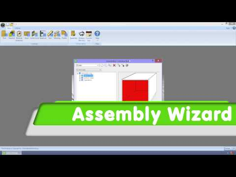 Cabinet Vision Version 9 Assembly Level, Assembly Wizard, and Bid Center