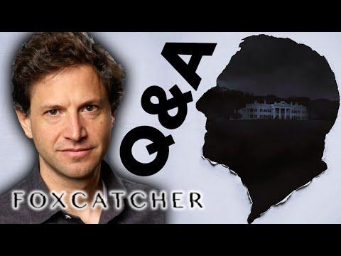 """""""Foxcatcher"""" Q&A w/ Director Bennett Miller"""