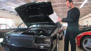 1983 Buick GNX-R Pro Street for sale at with test drive, driving sounds, and walk through video