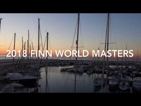 Invitation to El Balís for the 2018 Finn World Masters
