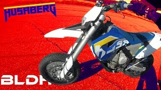 Husaberg FE 570 SM | test ride and review | BLDH