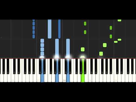 Elektronomia - Summersong 2018 - PIANO TUTORIAL
