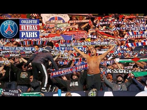 ULTRAS PSG - NOUVEAU CHANT (CUP) COLLECTIF ULTRAS PARIS ""