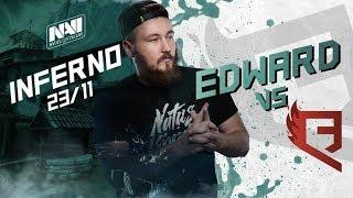 NAVI POV: Edward vs Quantum Bellator Fire @ ELEAGUE Major 2018