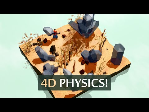 Physics in 4 Dimensions…How?