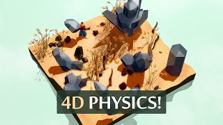 Physics in 4 DimensionsHow?