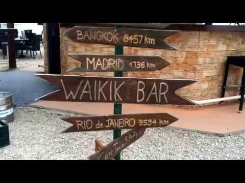 Waikiki bar. Brela, Croatia. Reviews Relax