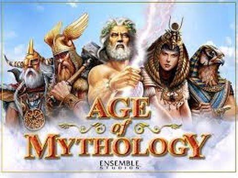 Age of Mythology episode 1: Atlanta, Posiden, and Krakens