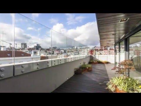 PENTHOUSE de 450m² (7 assoalhadas) junto à Avenida da Liberdade