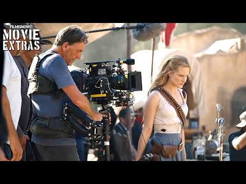 WESTWORLD  Season 2 Director Richard J. Lewis Featurette HBO