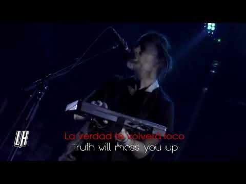 Radiohead Ful Stop Subtitulada en Español + Lyrics