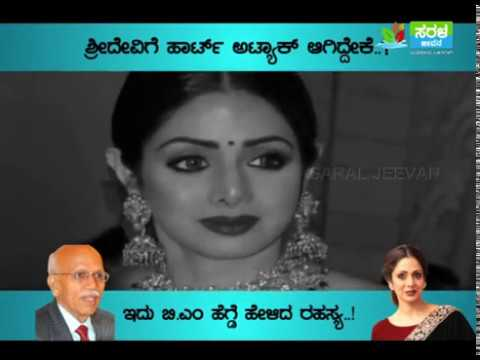 Must Watch: Do You Know What B.M Hegde Says About Sridevi Cardiac Arrest