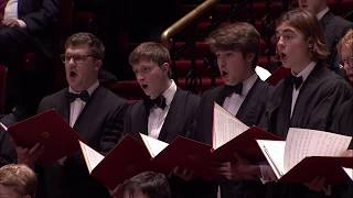 Ding Dong! Merrily on High! - The Choir of St John's College, Cambridge