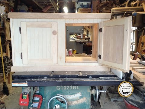 Woodworking : Make And Install Partial Inset Cabinet Doors // How -To