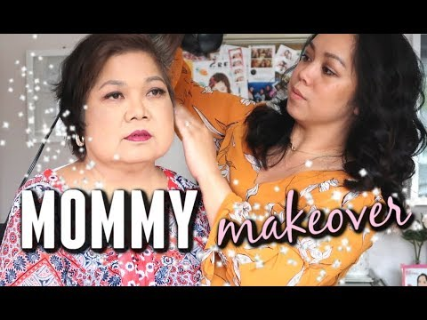 MOMMY MAKEOVER TIME!!! - itsjudyslife thumbnail