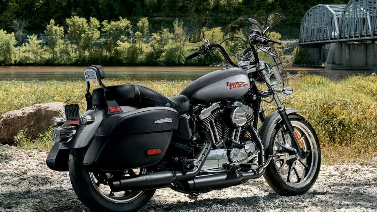 HOT NEWS!!! 2017 harley davidson superlow 1200t I motorcycle review ...