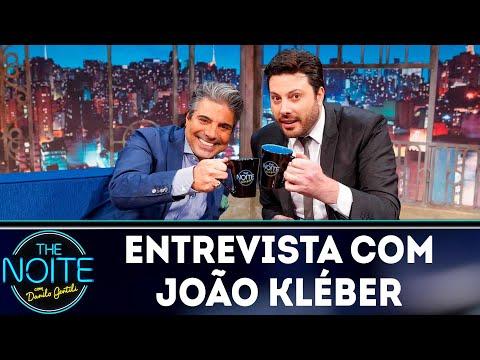 Entrevista com João Kléber  The Noite 250419
