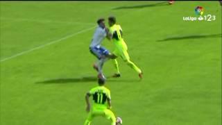 Resumen de Real Zaragoza vs Elche CF (1-3)