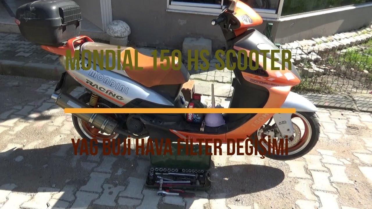 Motorsiklet açık hava filtresi montajı olur mu olmaz mı nasıl olur..