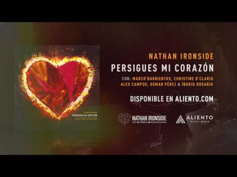 Persigues Mi Corazón - Album Completo - Nathan Ironside