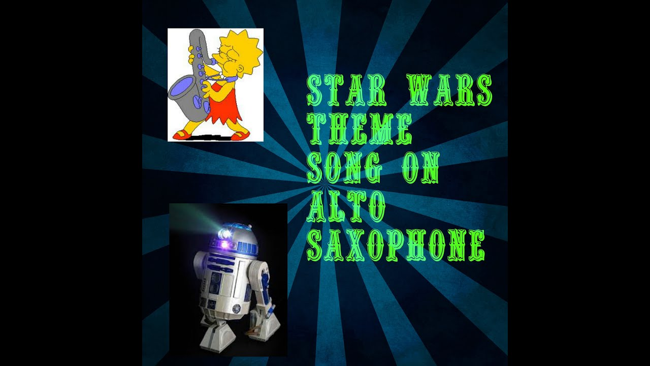 Star Wars For Saxaphone For Free 42