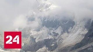 Смотреть видео Росгвардия: погибшие в горах спецназовцы участвовали в боях с бандитами - Россия 24 онлайн