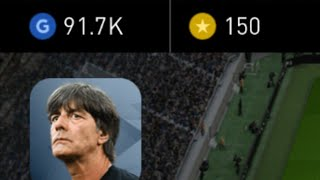 Strategy to collect much GP pes 18 mobile