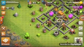 Clash of clans tasmime village nv 5