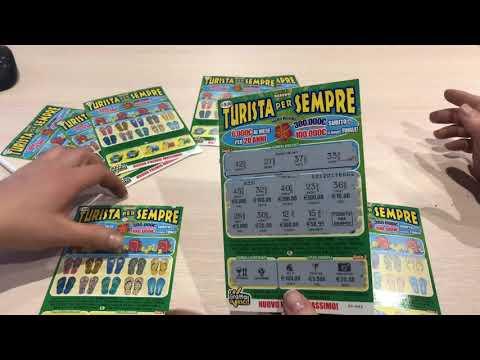 Итальянская лотерея на 100 евро,что можно выиграть