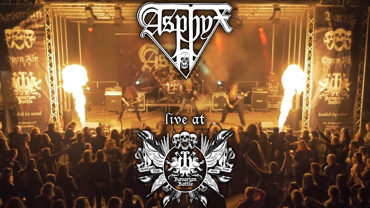 Asphyx - Live at BBOA 2019
