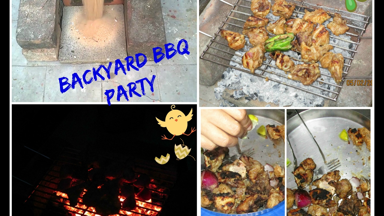 backyard bbq party bengali style barbecue party 90 u0027s