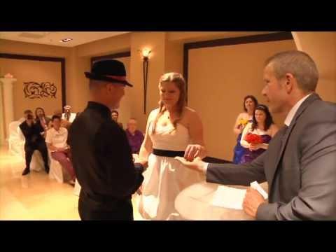 The Fabulous Vegas Wedding Of Shawn And Ronda