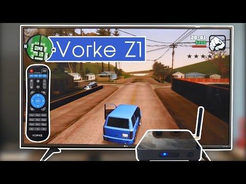 Vorke Z1, uno de los mejores Android TV 4K que he probado | Review