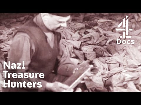 The Search Of The Secret Nazi Gold | Nazi Treasure Hunters