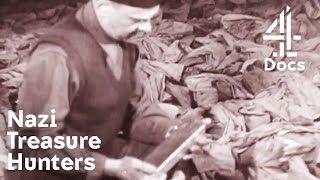 The Search Of The Secret Nazi Gold | Nazi Treasure Hunters
